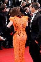 Mouna Ayoub - 65th Cannes Film Festival
