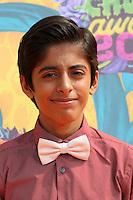 Karan Brar<br /> at Nickelodeon's 27th Annual Kids' Choice Awards, USC Galen Center, Los Angeles, CA 03-29-14<br /> David Edwards/DailyCeleb.Com 818-249-4998