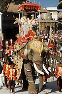 NEPAL CORONATION OF THE KING