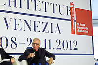 13th Biennale of Architecture..Giardini..Spazio Esedra..Biennale 13 Director David Chipperfield.