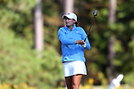 16 October 2016: UNC's Brynn Walker. The Final Round of the 2016 Ruth's Chris Tar Heel Invitational NCAA Women's Golf Tournament hosted by the University of North Carolina Tar Heels was held at the UNC Finley Golf Club in Chapel Hill, North Carolina.