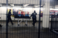 F Train Strikes Unidentified Male in Brooklyn, NY
