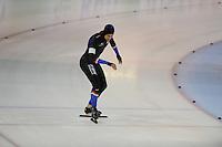 SCHAATSEN: GRONINGEN: 28-10-2016, Sportcentrum Kardinge, KNSB Cup Kwalificatiewedstrijden, Michel Mulder, ©foto Martin de Jong