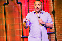 PHILADELPHIA, PA - JULY 8 :  Russell Peters performing at the grand opening of Punch Line in Philadelphia, Pa on July 8, 2016  photo credit Star Shooter/MediaPunch