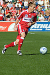 Chris Rolfe of the Chicago Fire