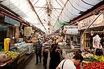 Day 4 - A market in Jerusalem (Photo by Brian Garfinkel)