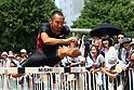 Dai Tamesue, JULY 30, 2011 : Tokyo Sports Town 2011 at Senso-ji, Tokyo, Japan. (Photo by YUTAKA/AFLO SPORT) [1040]