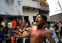 Muslim Holiday of Ashura in India