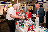 Mould Growth Consultants had a busy stand at the EMPO EXPO