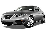 Saab 9-5 Vector Sedan 2011 Stock Photos