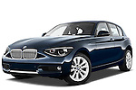 BMW 1-Series 118d 5-Door Hatchback 2012
