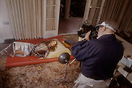 May 1978, Los Angeles, CA. Sheila being photographed by George Hurrell.