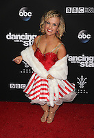 "Los Angeles, CA - NOVEMBER 22: Terra Jolé, At ABC's ""Dancing With The Stars"" Season 23 Finale At The Grove, California on November 22, 2016. Credit: Faye Sadou/MediaPunch"