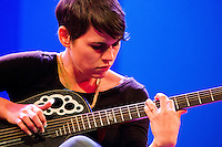 Kaki King performs at World Cafe Live.
