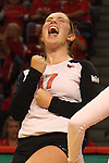 20120922 Bradley Braves v Illinois State Redbirds volleyball photos