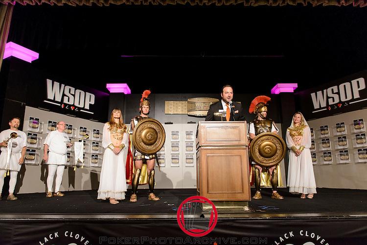 2015 WSOP Event #5: THE COLOSSUS $565 No-Limit Hold'em