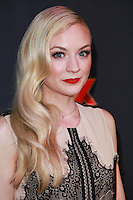 UNIVERSAL CITY, CA, USA - OCTOBER 02:  Emily Kinney arrives at the Los Angeles Premiere Of AMC's 'The Walking Dead' Season 5 held at AMC Universal City Walk on October 2, 2014 in Universal City, California, United States. (Photo by David Acosta/Celebrity Monitor)