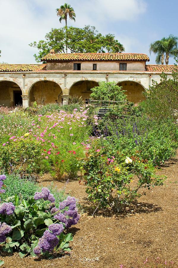 Gardens at San Juan Capistrano California