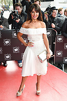 Lizzie Cundy at the TRIC Awards 2017 at the Grosvenor House Hotel, Mayfair, London, UK. <br /> 14 March  2017<br /> Picture: Steve Vas/Featureflash/SilverHub 0208 004 5359 sales@silverhubmedia.com