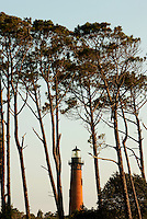 Currituck Beach Lighthouse - Outerbanks, North Carolina