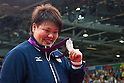 2012 Olympic Games - Judo - Women's +78kg medal ceremony