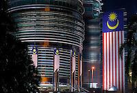 Petronas Towers Kuala Lumpur, KL Malaysia