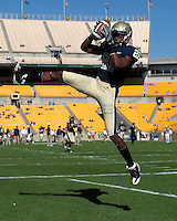 Pittsburgh defensive back Buddy Jackson. The Pittsburgh Panthers defeated the Syracuse Orange 37-10 at Heinz Field, Pittsburgh Pennsylvania on November 7, 2009..