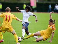 2014.04.05 U19 France - Romania