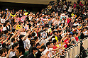 June 6, 2012, Tokyo, Japan - AKB fans at Nippon Budokan. The biggest girl band in the world and Japan's most popular pop group elected its new leader in a nationwide election open to all fans. The collective is organised into different units which in turn are sometimes split into smaller groups. The night involved singing, games, tears and the eventual crowning of new leader Yuko Oshima from Team K with 108837 votes for most popular member.  .