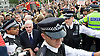 Jeremy Corbyn Rally <br /> Parliament Square, Westminster, London, Great Britain <br /> 27th June 2016 <br /> <br /> Jeremy Corbyn MP <br /> Leader of the Labour Party <br /> Rally outside Parliament with a strong Police protection escorting him and John McDonnell back to Parliament <br /> <br /> <br /> Photograph by Elliott Franks <br /> Image licensed to Elliott Franks Photography Services