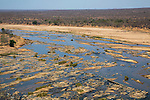 Olifants river, Kruger national park, South Africa, September 2014
