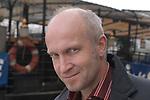 Norwegian author Lars Saabye Christensen.