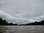 The Tambapota River in the Peruvian Amazon Basin