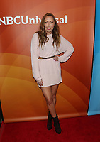 BEVERLY HILLS, CA - March 20: Brandi Cyrus, At 2017 NBCUniversal Summer Press Day - The CW At The Beverly Hilton Hotel In California on March 20, 2017. Credit: FS/MediaPunch