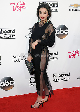 LAS VEGAS, NV - MAY 18:  Charli XCX at the 2014 Billboard Music Awards at the MGM Grand Garden Arena on May 18, 2014 in Las Vegas, Nevada.PGSK/MediaPunch