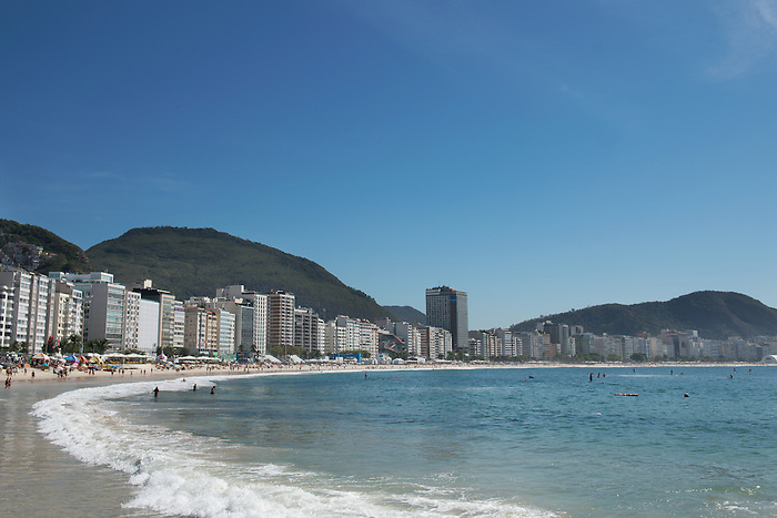 RIO DE JANEIRO - 4/9/2016:  Copacabana Beach at the Rio 2016 Paralympic Games. (Photo by Matthew Murnaghan/Canadian Paralympic Committee