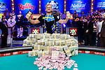 2014 WSOP Event #65: $10,000 No-Limit Hold'em Main Event_November 9