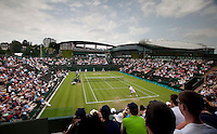 ..Tennis - Grand Slam - The Championships Wimbledon - AELTC - The All England Club - London - Thu June 28th 2012. .© AMN Images, 30, Cleveland Street, London, W1T 4JD.Tel - +44 20 7907 6387.mfrey@advantagemedianet.com.www.amnimages.photoshelter.com.www.advantagemedianet.com.www.tennishead.net