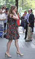 NEW YORK, NY-September 09: Chelsea Clinton at the View to talk about normalization of hate speech in 2016 Election  in New York. NY September 09, 2016. Credit:RW/MediaPunch