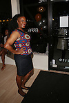 Beauty Within TV's Anissa Rochester Attends Seven Brown FIFTY IS FABULOUS Cocktail Reception Presented by Manhattan Magazine, Miss Jessie's, Royal Elite Vodka, Row House & Sparkling Ice  Held at Seven Brown's Harlem Skin & Laser Clinic