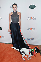 NEW YORK, NY - APRIL 20: Allie Rizzo at ASPCA Bergh Ball 2017 at The Plaza Hotel on April 20, 2017 in New York City. <br /> CAP/MPI99<br /> &copy;MPI99/Capital Pictures