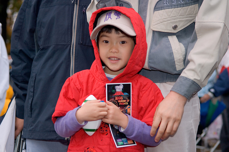 2005 Homecoming Parade..Tiam Zhiyong,.. Li Yi.Tiam Anru