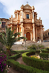 Baroque Church of St Dominico - Noto, Sicily