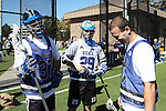 22 October 2016: Duke Men's Lacrosse 2016 Alumni Games. Photo by Andy Mead. www.andymeadphoto.com
