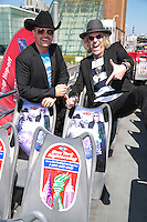Big And Rich Ride Of Fame Honor and Ribbon-Cutting Ceremony NY