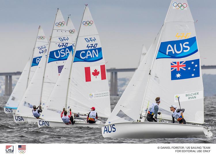 470M Start<br /> <br /> 2016 Olympic Games <br /> Rio de Janeiro