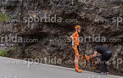 03.07.2016, XXX, AUT, Ö-Tour, Österreich Radrundfahrt, 1. Etappe, Innsbruck nach Salzburg, im Bild Patryk Stosz (POL, CCC Sprandi Polkowice) // Patryk Stosz (POL, CCC Sprandi Polkowice) during the Tour of Austria, 1st Stage from Innsbruck to Salzburg at XXX, Austria on 2016/07/03. EXPA Pictures © 2016, PhotoCredit: EXPA/ JFK