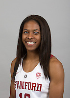 Stanford, CA - September 21, 2015.  Stanford Women's Basketball Portraits and Team Shots