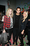 Guests Attend alice+olivia by Stacey Bendet & David Choe Present a Night of Fashion and Art at 450 West 14th Street, NY