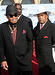 Joe Jackson (l), father of Michael Jackson, at the 2009 BET Awards at the Shrine Auditorium in Los Angeles on June 28th 2009..Photo by Chris Walter/Photofeatures